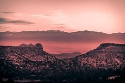 Between New Mexico Hills II