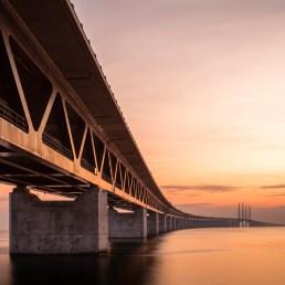 Orange Öresundsbron