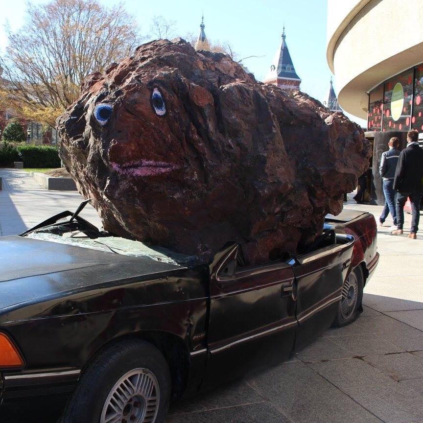 Washington DC: Hirshhorn Museum