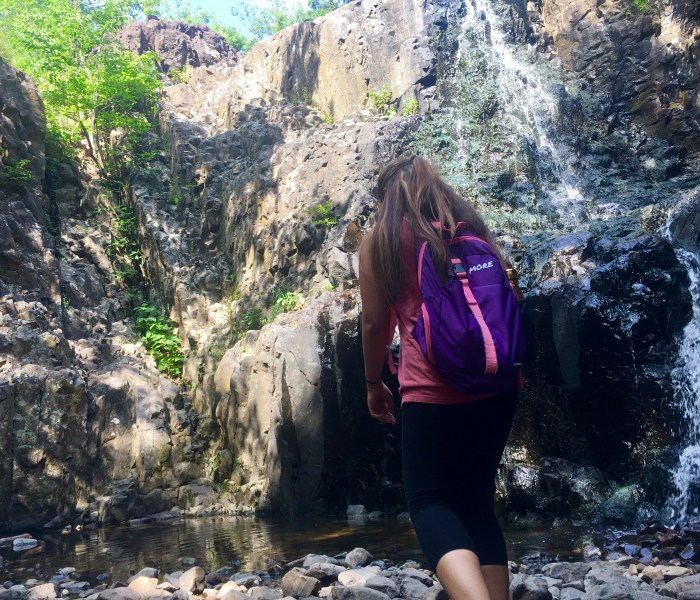 NJ: Hiking Hemlock Falls in the South Mountain Reservation (and finding another spot!)