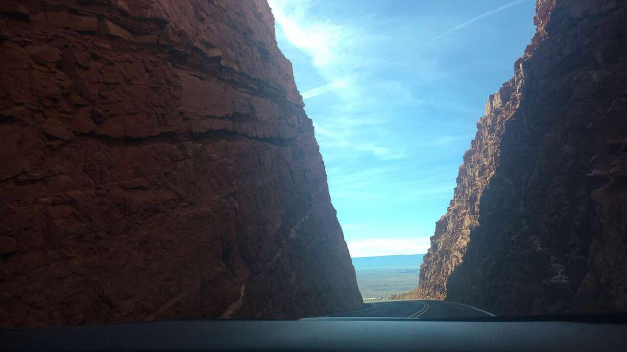 The Drive to Northern Arizona From Mesa: The Best Scenic Places You'll Pass By
