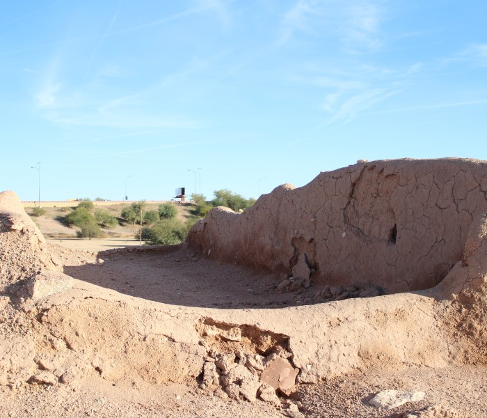 In the Middle of Bustling Phoenix, You Can Discover a Pre-Historic Village by Pueblo Grande Museum