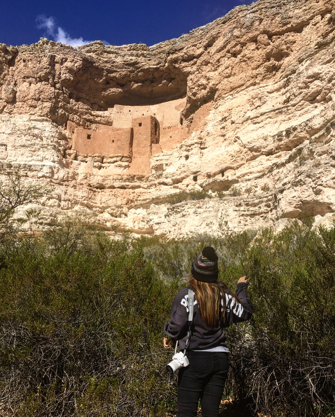 Camp Verde, Arizona: Was Montezuma Castle really Montezuma's Castle? A Look Into This Cliff Dwelling