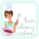 Lori's Culinary Creations Blog Button