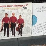 A Kingston Trio memento
