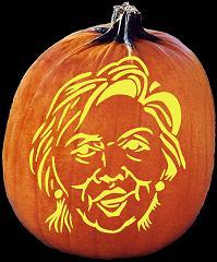 clinton-pumpkin