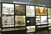 Old photographs of the city of Antwerp