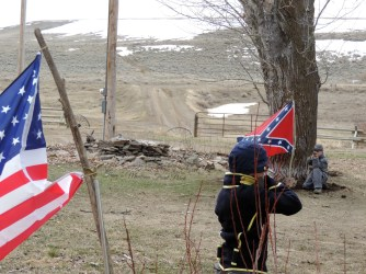 Hands on History lesson ~ From a Montana Front Porch