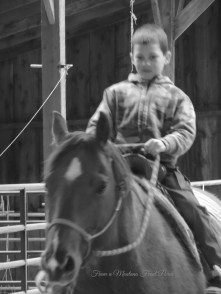 The art of raising confident country kids ~ From a Montana Front Porch