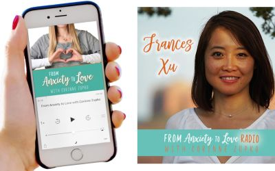 """Episode 6: Frances Xu on """"Daring to live in inspiration as a means to release anxiety"""""""
