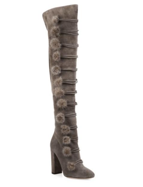 aquazzura-ulyana-mink-fur-pompom-suede-over-the-knee-block-heel-boots