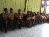 Murid-murid kelas 1
