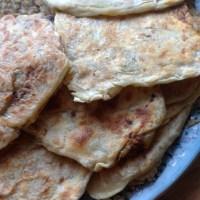Turkish Pancakes- 'Gözleme'