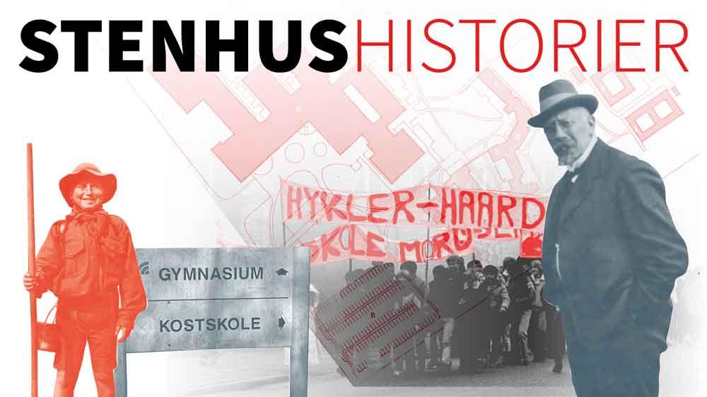 Stenhushistorier Stenhus Gymnasium og HF