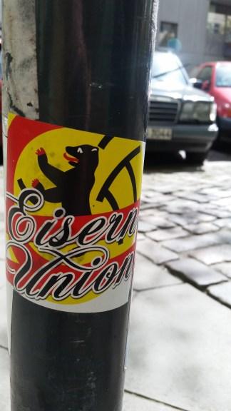 Union Berlin sticker