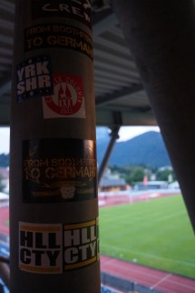 From Boothferry To Kufstein
