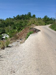 Some treacherous road conditions through the highlands of Chiapas