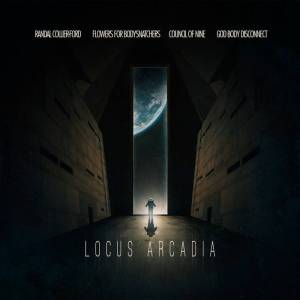 Review: Locus Arcadia - Randal Collier-Ford, Flowers for Bodysnatchers, Council of Nine, God Body Disconnect