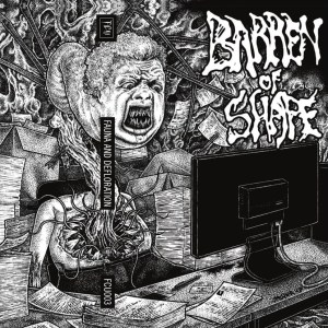 Barren of Shape's 'Fauna and Defloration' EP (FCU003) Now Available