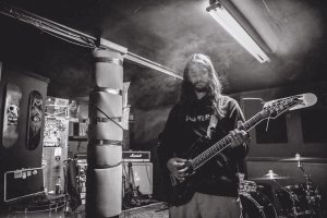 Ep. 28: A Conversation with Brendan Auld (Descent, Siberian Hell Sounds, Snorlax, Consumed)