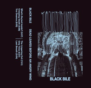 #83 | Album Review | BLACK BILE - Dead Leaves Before An Angry Wind