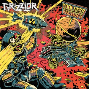 #109 | Album Review | GRIZZLOR - COOLNESS FACTOR 6