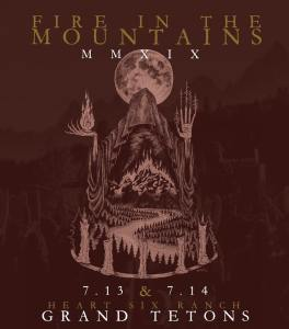 #112 | Discussion | Fire in the Mountains Festival 2019
