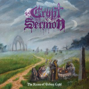 Album Review | Crypt Sermon | The Ruins of Fading Light