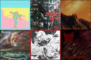 #159 | Track Reviews | Knock Over City, ZOMBIESHARK!, Firelink, Bell Witch & Aerial Ruin, Gaytheist & Intercourse, and Defeated Sanity