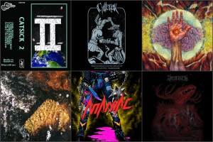 #165 | Track Reviews | CATSICK, Cyttorak, Pyrrhon, Don't Grow Old, Carpenter Brut, and Dearth