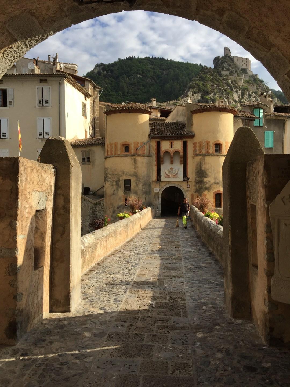 Entrevaux cité médiévale