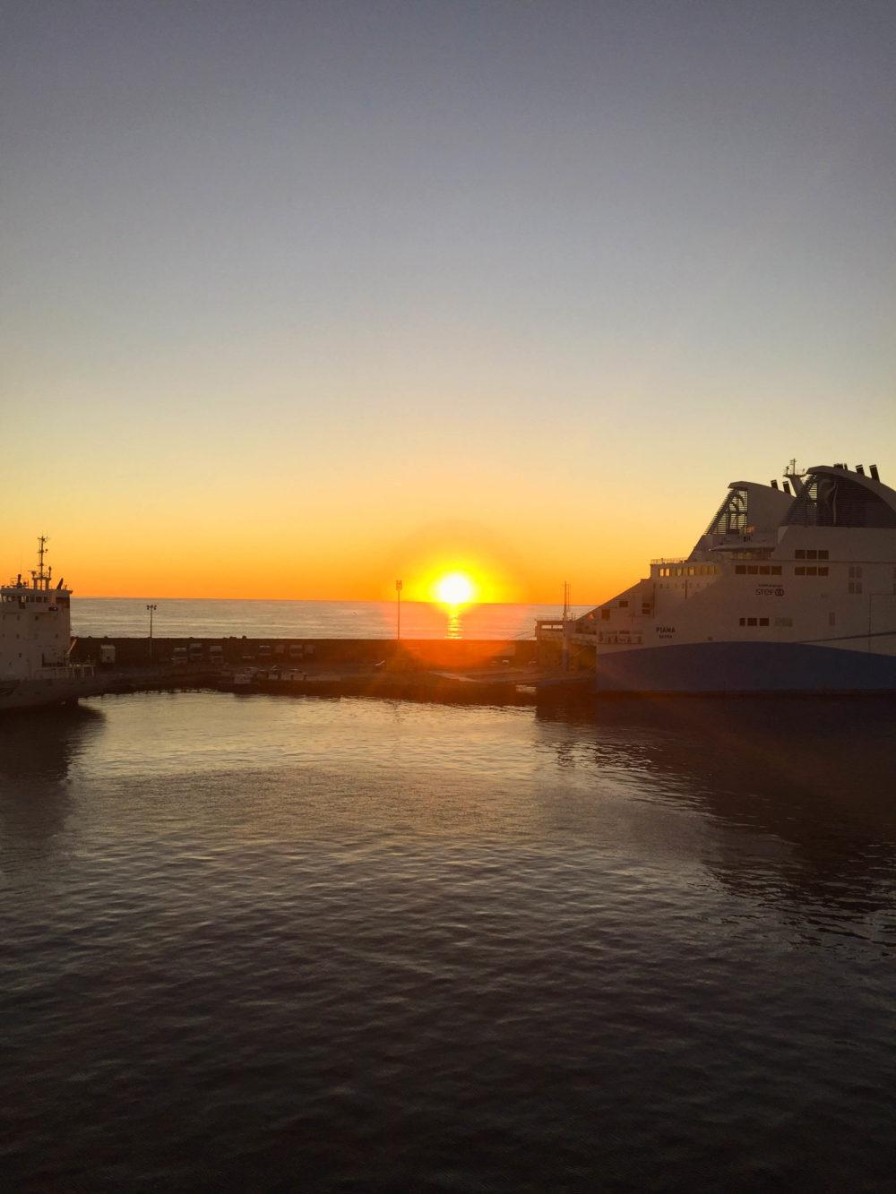 Ile Rousse Corsica Ferries