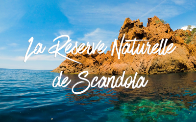 Découvrir la réserve naturelle de Scandola