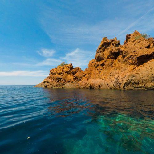 Reserve Naturelle de Scandola Corse