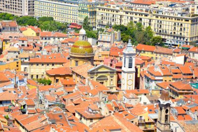 Vieux Nice place Rossetti