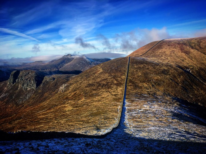 Mournes Mountains - Northern Ireland / Narnia