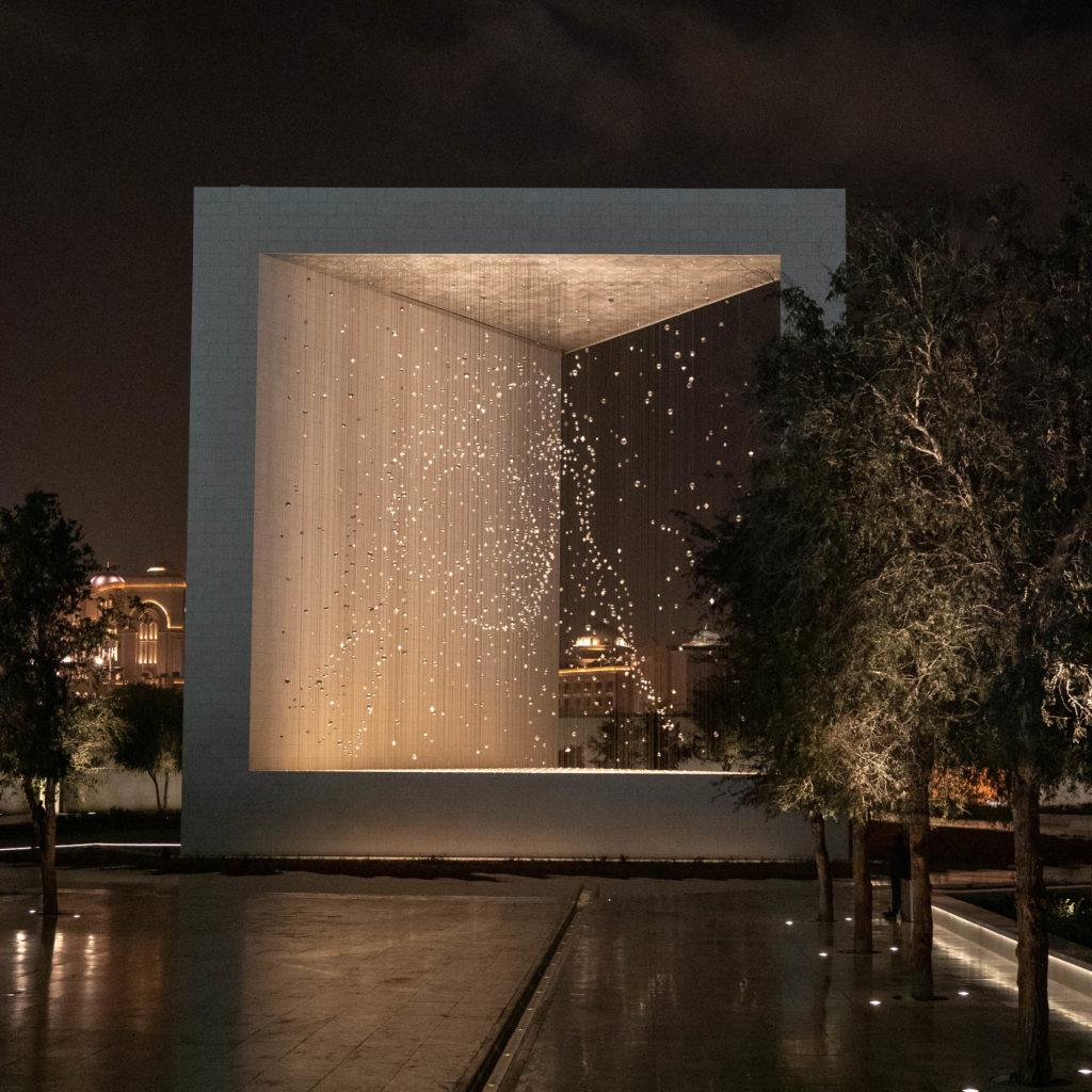 Le mémorial du cheikh Zayed : vister Abu Dhabi en famille