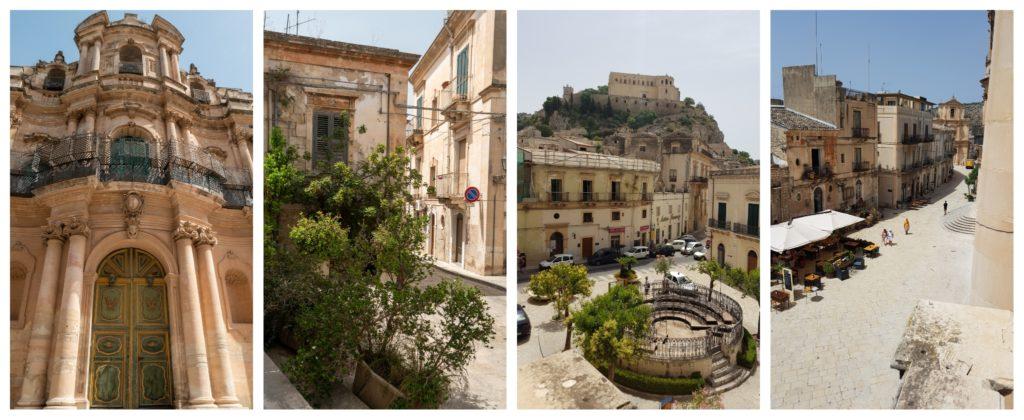 Week-end en Sicile : visiter Scicli pour ses bâtiments baroques et pour le commissariat de Montalbano !