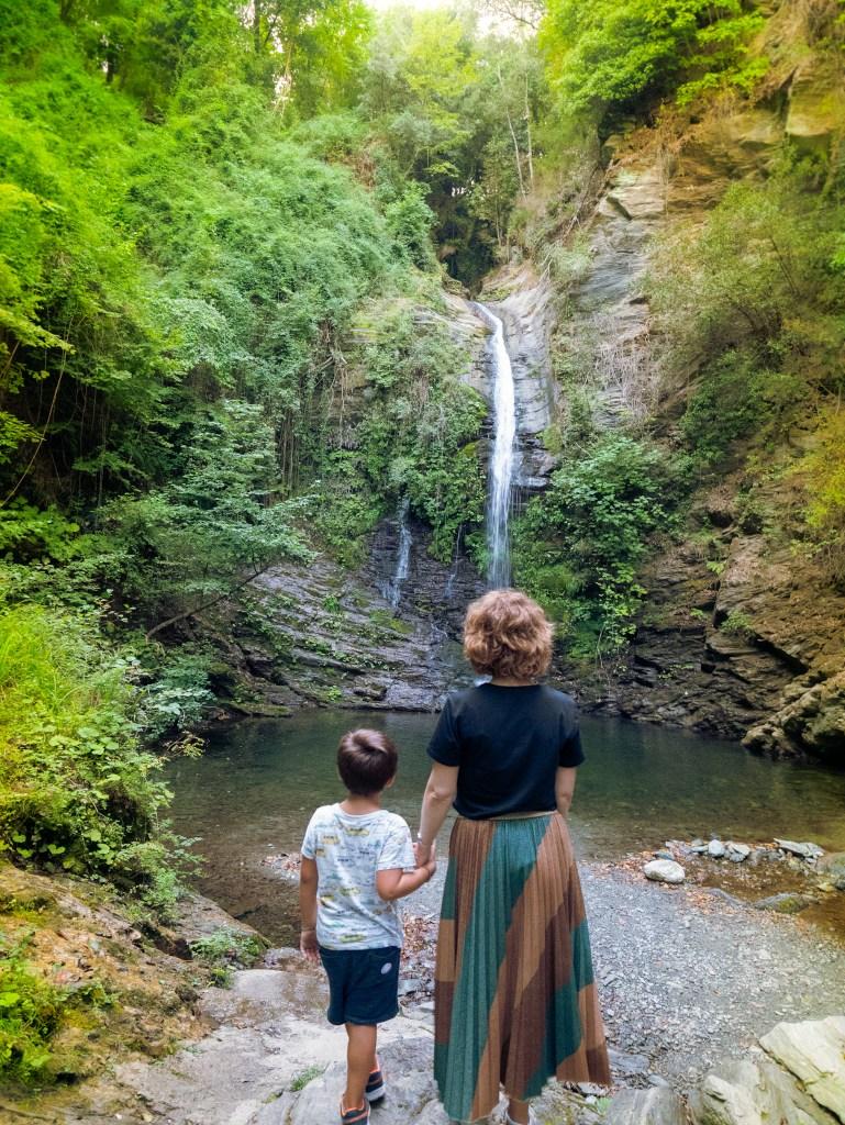 Randonner en Corse en famille