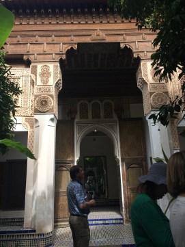 Bay's Palace - Palacio de la Bahía