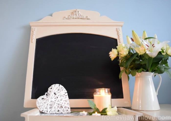 beautiful-handmade-chalkboard