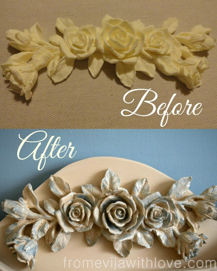 shabby-chic-rose-moulding