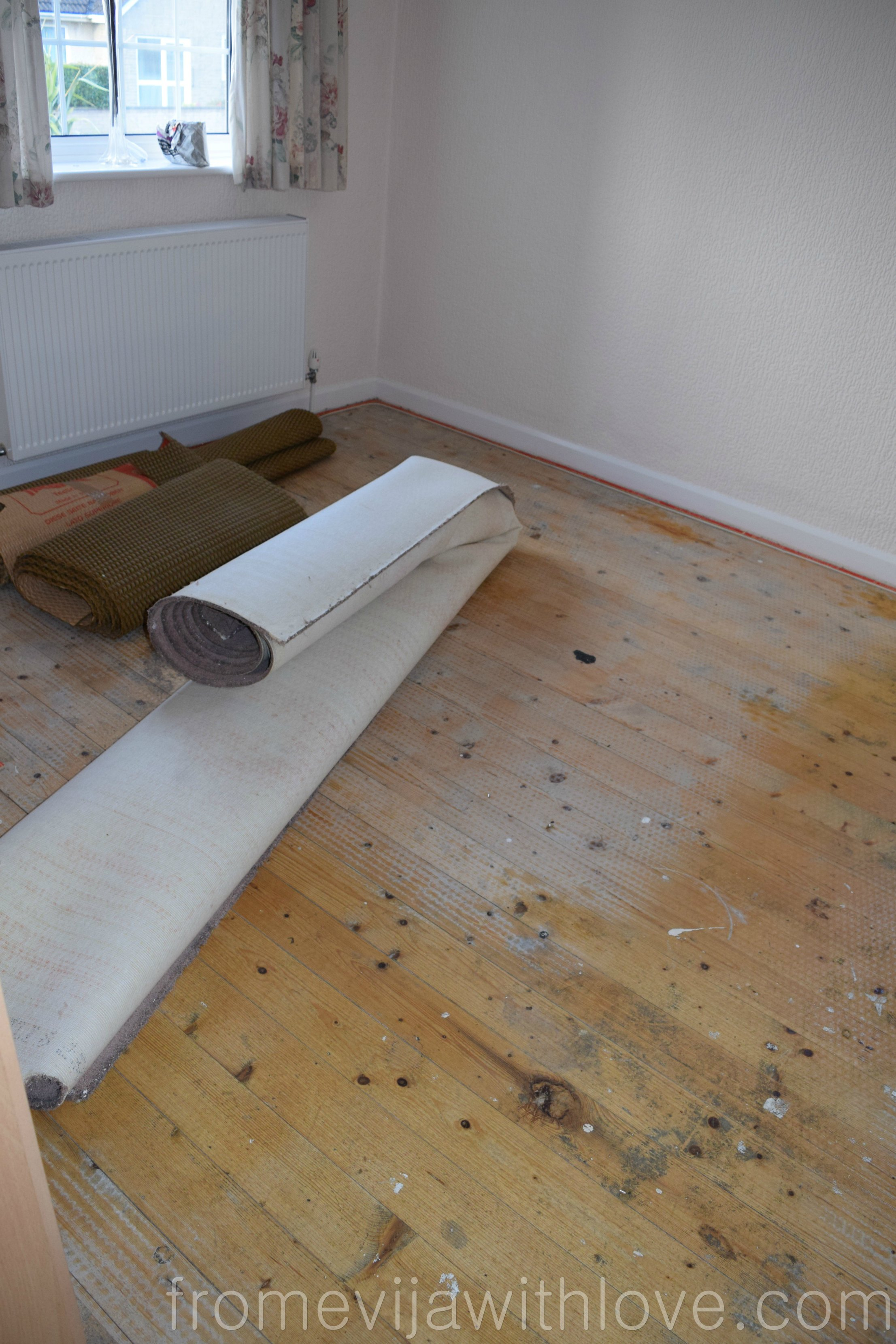 install carpet yourself