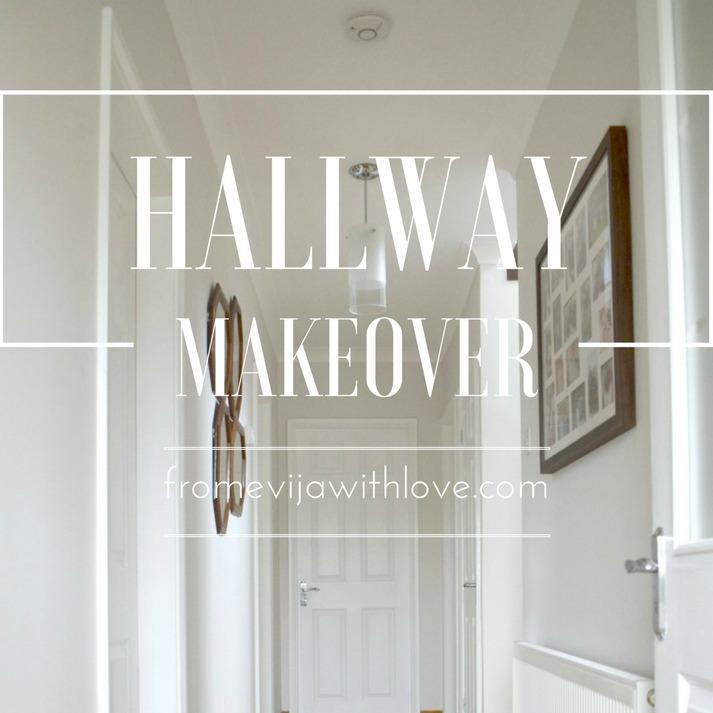 Dream Home- Hallway Makeover