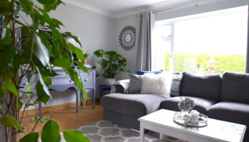 living room makeover. Living Room Makeover on a Budget  From How to Modernise PART 1