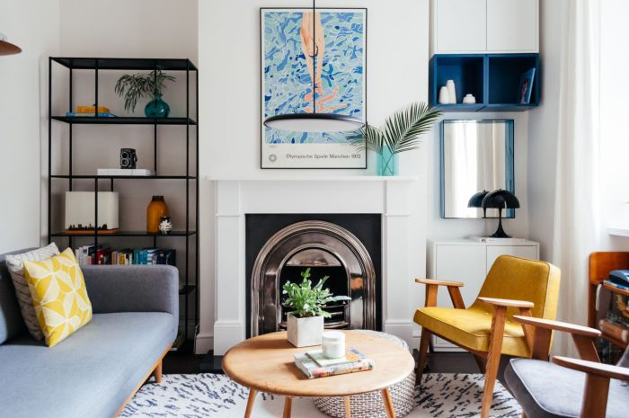 Beautiful Living Room  - Decorating Style