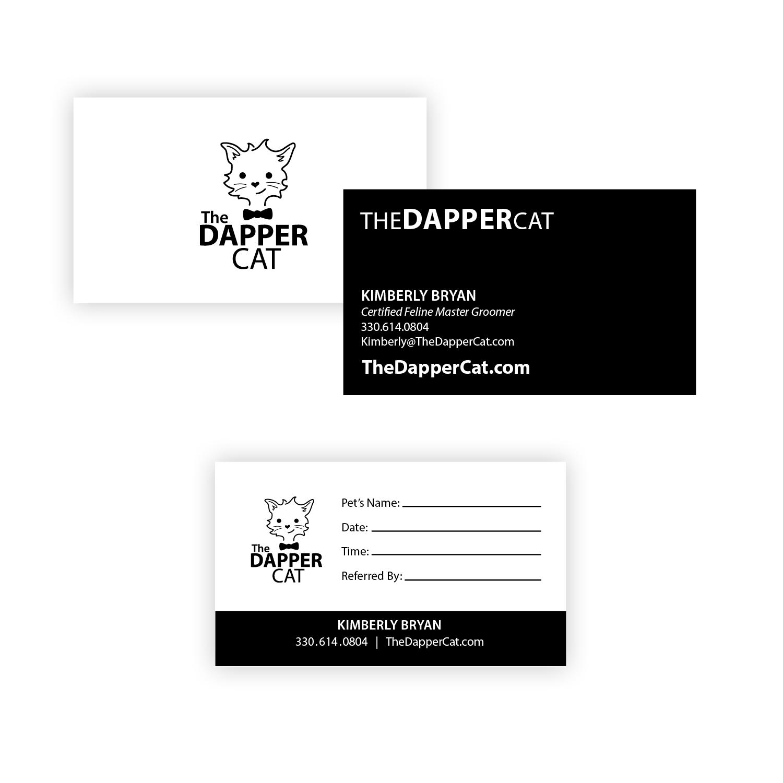 Logo, Business/Appt. Cards