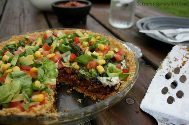 Taco Pie Piece