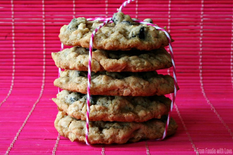 Oatmeal Blueberry Cookie Recipe