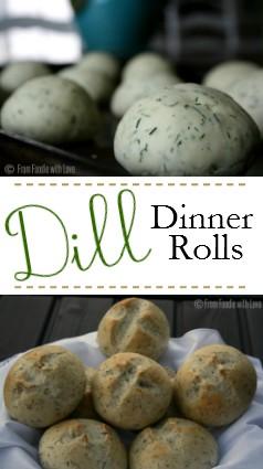 Dill Roll Recipe